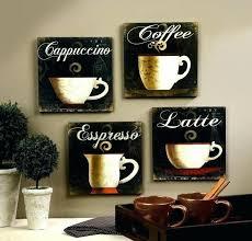 metal coffee cup wall art metal coffee wall decor medium size of coffee wall art coffee