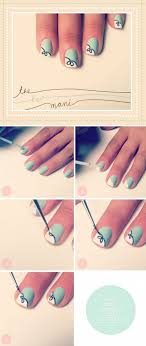 Top 5 step by step nail art designs for beginners | Indian Makeup ...