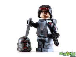 HUNTER Bad Batch Custom Printed on Lego ...