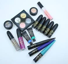 mac make up art cosmetics collection