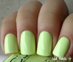 Neon Lights Nail Polish Ida Nails It Color Club Poptastic Pastel Neon Collection