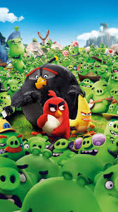 Angry Birds Movie 1 - 1440x2560 - Download HD Wallpaper - WallpaperTip
