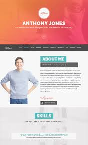 How To Make A Personal Resume Website From A Theme Best Ideas Of Top