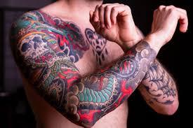 Scott Ellis O Irezumi Tribo Tattoo Piercing Praha