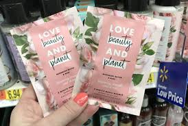 Love Beauty And Planet Hair Masque