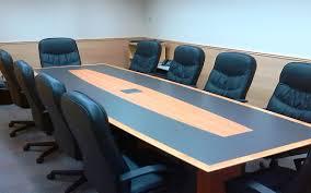 hp laminate inlay table solid wood edge