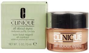 Eye Cream <b>Clinique All About Eyes</b> Eye Care 15ml in duty-free at ...