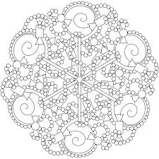 Small Picture Celtic Mandala Coloring Pages GetColoringPages Mandala Freen