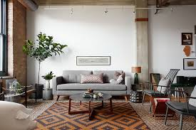 view in gallery contemporary living room with industrial and scandinavian touches design jen talbot design