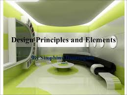 Design Principles and Elements By Simphiwe Dumengane ...