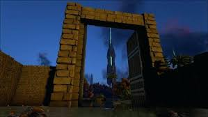 stone window ark learn the ins and outs of building defensive walls and gates in ark