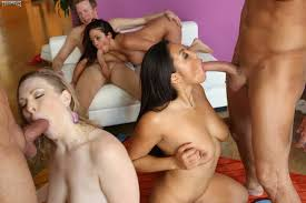Free mature orgy videos