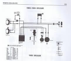 honda xr 250 wiring diagram wiring schematic diagram app beamsys co need a 1983 xr350r wiring diagram xr250r u0026 xr400r thumpertalk honda crf 50 wiring diagram