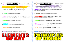 elements and principles of photography elements of art principles of design definitions erhs