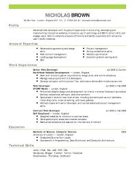 Resume Templates Microsoft Word 2007 Free Download New Resume