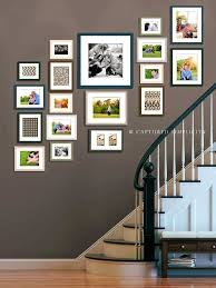 stair wall decor luxury 50 creative staircase wall decorating ideas art frames