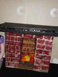 how to make letti s fireplace