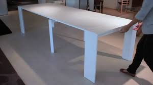 Telescoping Dining Room Table