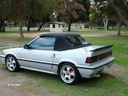 wolfcrx 1987 Honda CRX Specs, Photos, Modification Info at CarDomain