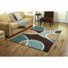 5 gallery brown area rugs 5x8