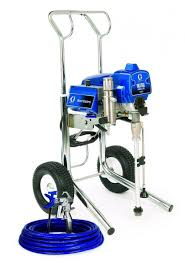 my review of the graco ultra max ii 495 airless paint sprayer