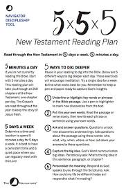 Bible Reading Plans Lifepoint Church
