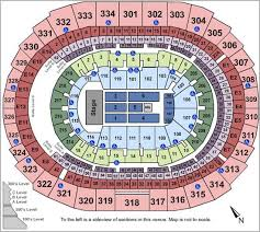 56 Clean Orleans Arena Seating Chart Map