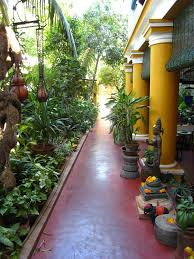 coloniale herie guesthouse pondicherry india