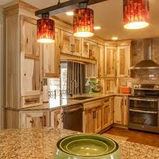 Hickory Kitchen Cabinets Bird Peck Hickory Kitchen Cabinets At Caeli Pinterest The