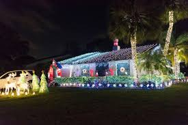 Largo Neighborhood Lights Seminole Neighborhood Raises Money For Hospice Care With