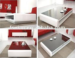 modern center table living room glass top design designs for drawing