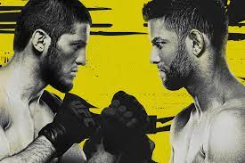 UFC Fight Night: Makhachev vs Moises ...