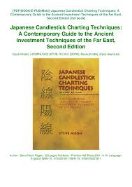 Japanese Candlestick Charting Techniques Download Pdf Ebook Japanese Candlestick Charting Techniques A