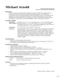 Sample Resume For Experienced Windows Server Administrator Best