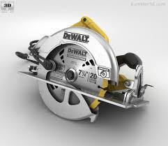 dewalt skil saw. dewalt circular saw 3d model skil