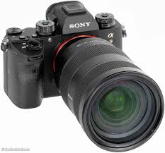 A9 Card Sony A9 Review