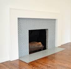subway tile fireplace surround extraordinary creative furniture fresh at subway tile fireplace surround