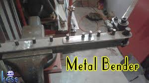 diy metal bender for bending reinforcing steel rod round flat square bars Κουρμπαδόρος you