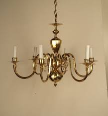 home and furniture appealing vintage brass chandelier on spanish dripping prisms 10 light sold vintage