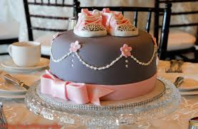 Custom Cakes And Cupckes For Your Baby Shower In The Woodlands And