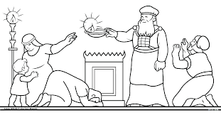 Hannukah Coloring Pages Coloring Pages Colouring Free Sheets For