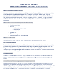 microneedling consent form