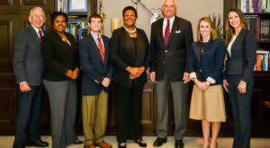 Five named as Chancellor's Fellows at Troy University - Troy Today