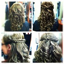 Flat Iron Hairstyles 90 Best Extensions Flat Iron Curls Dutch Braid Fishtail Braid By