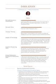 Business Development Executive Resume Samples Visualcv Resume