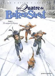 """Résultat de recherche d'images pour """"les 4 de baker street"""""""