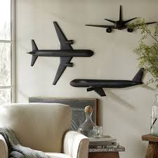 airplane metal wall art owall decoration in the shape of airplane make your