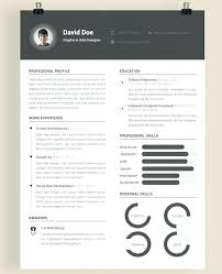 Free Resume Templates For Word Modern Creative Resume Templates Free Download Word Elegant Modern Resume