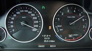 New BMW 328i Sport Touring F31 (2012) 0-258 km/h Acceleration (V ...