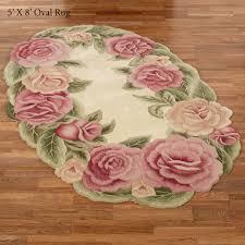 modern rugs shaped like flowers 9